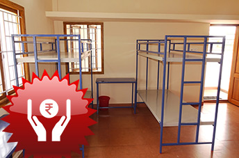 Compare Price and Facility with Ladies Hostel in Coimbatore